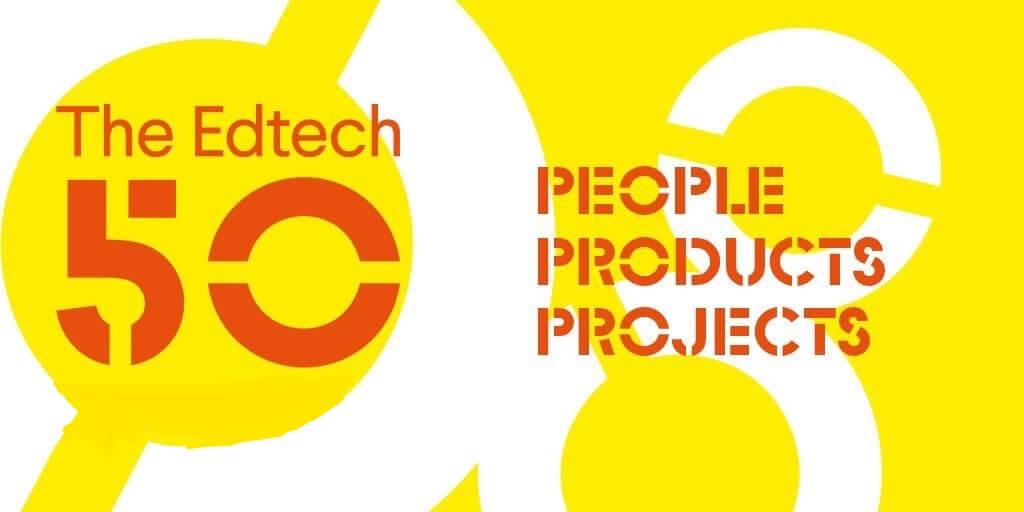 EdTech 50 Banner