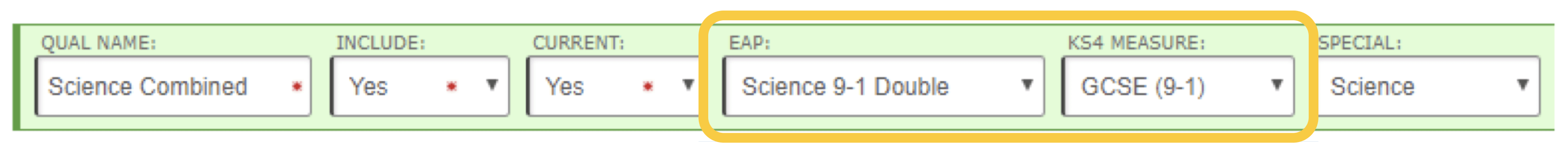 Emily Kirkby Author At Sisra Ltd Ks3 Physics Electric Current And Potential Difference Revision 5 4 Eap Allows You To Correctly Set Up Combined Science As One Qualification But A Double Award Should Have Just Green Row Using An